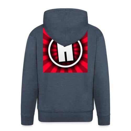 HarleyTBS - Men's Premium Hooded Jacket