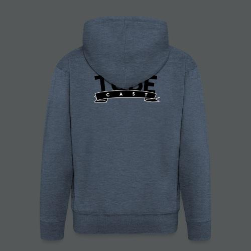 TubeCast - Männer Premium Kapuzenjacke