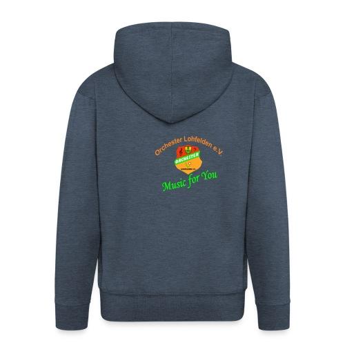 shirt2 - Männer Premium Kapuzenjacke