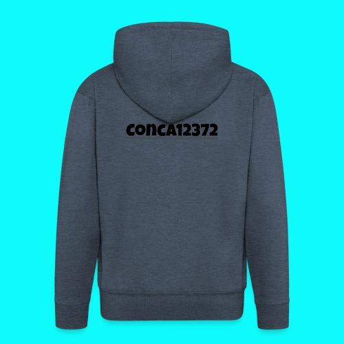 Conca12372 - Men's Premium Hooded Jacket