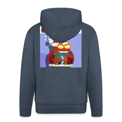 chiko00 fain juttuja :D - Men's Premium Hooded Jacket