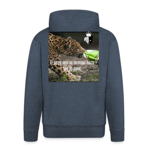 Game jaguar - Chaqueta con capucha premium hombre