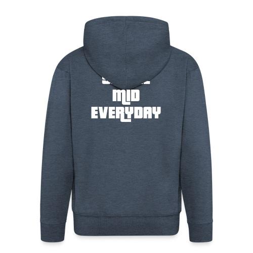 CSGO - Smoke Mid Everyday - Men's Premium Hooded Jacket