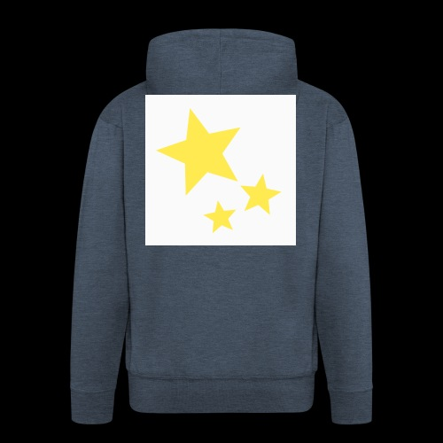Dazzle Zazzle Stars - Men's Premium Hooded Jacket