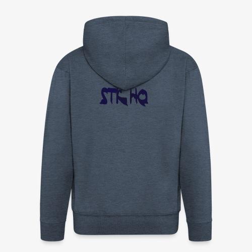 stkho1big - Mannenjack Premium met capuchon