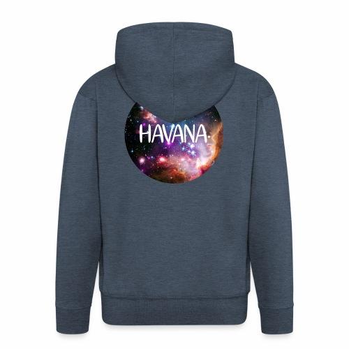HavanaKosmos - Männer Premium Kapuzenjacke