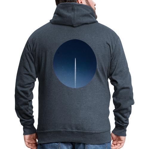 spaceflight - Männer Premium Kapuzenjacke