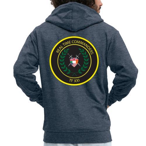 TASK FORCE 21 - Men's Premium Hooded Jacket