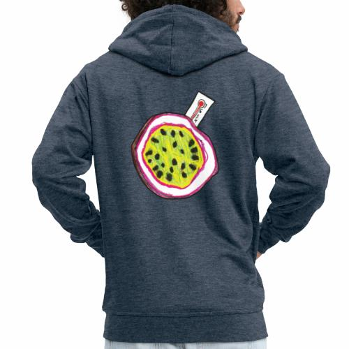 Brewski Passionfeber ™ - Men's Premium Hooded Jacket
