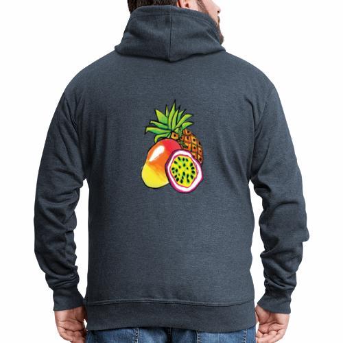 Brewski Pango ™ - Men's Premium Hooded Jacket