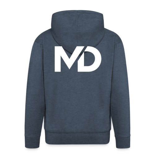 MD Clothing Official© - Veste à capuche Premium Homme