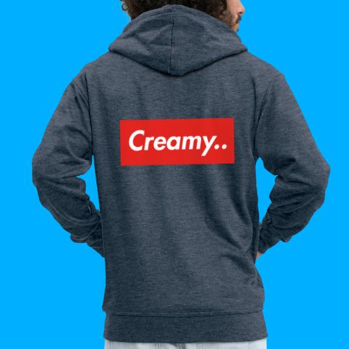 LIMITED EDITION Creamy... Shirts - Men's Premium Hooded Jacket