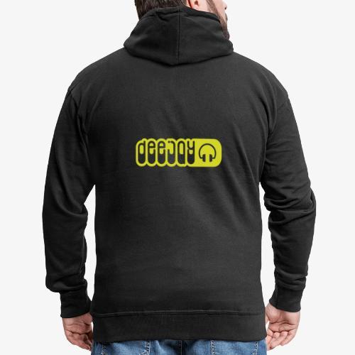 DJ - Chaqueta con capucha premium hombre