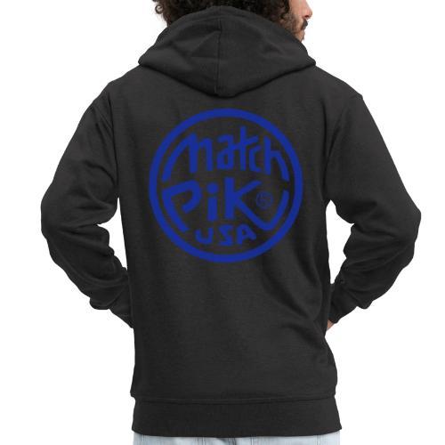 Scott Pilgrim s Match Pik - Men's Premium Hooded Jacket