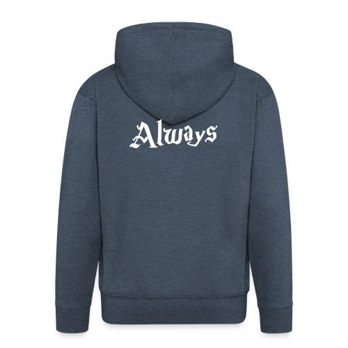 Always Harry Potterr - Chaqueta con capucha premium hombre