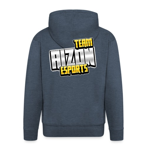 Aizon Shop - Männer Premium Kapuzenjacke