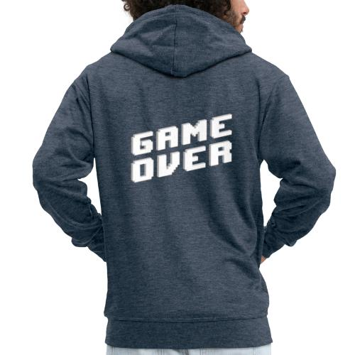 Game Over - Männer Premium Kapuzenjacke