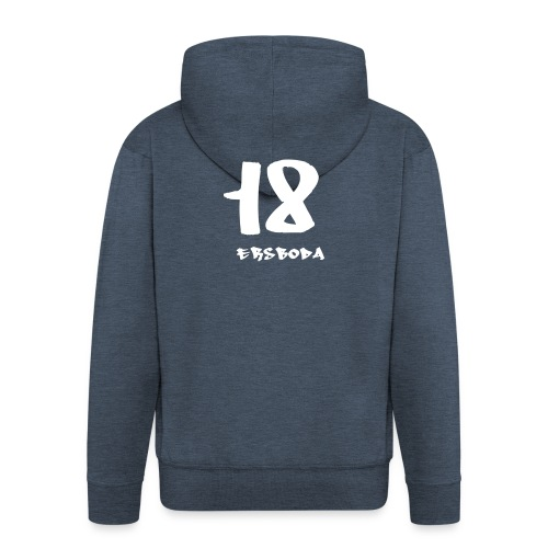 18 Ersboda T-shirt - Premium-Luvjacka herr