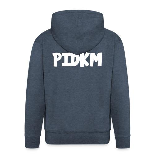 PIDKM - Mannenjack Premium met capuchon