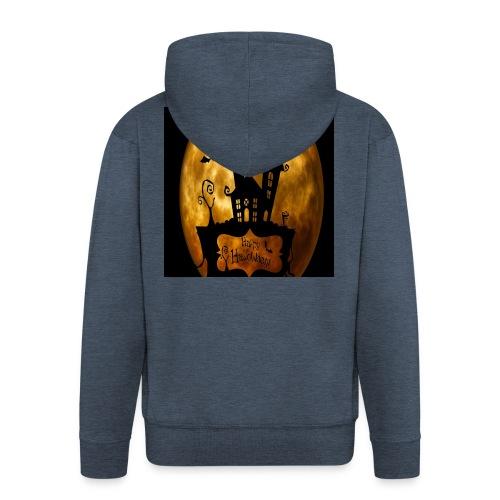 halloween-Nacht - Männer Premium Kapuzenjacke