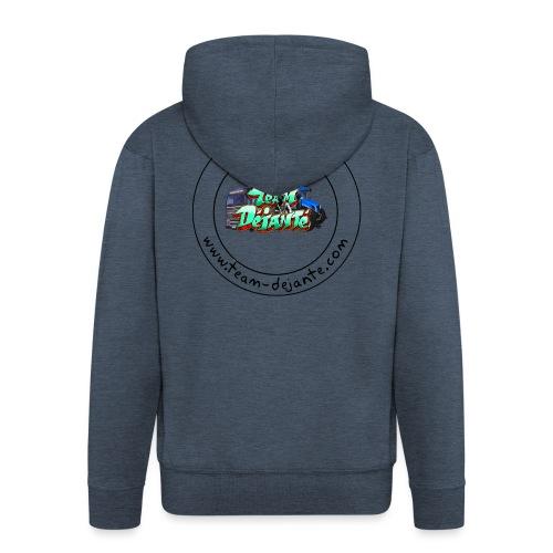 Officiel TD Logo - Veste à capuche Premium Homme