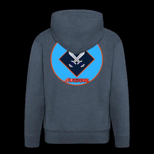 Benji The Awesome - Men's Premium Hooded Jacket