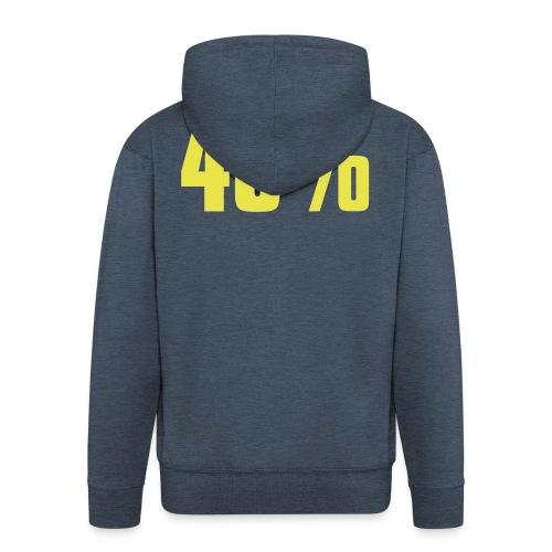 48% - Men's Premium Hooded Jacket