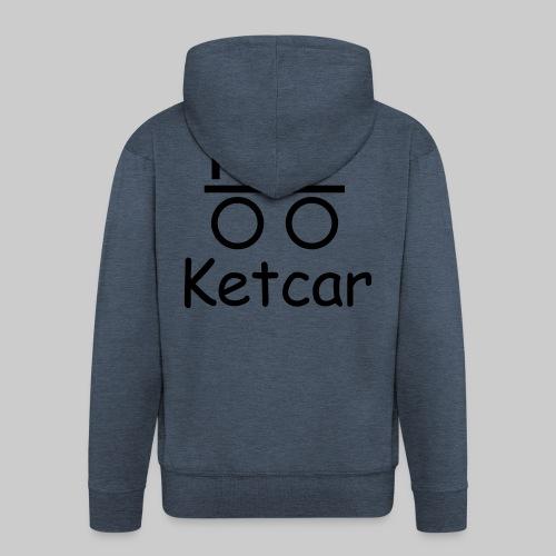 Ketcar - Männer Premium Kapuzenjacke