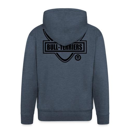 Bull Terrier Original Logo - Men's Premium Hooded Jacket