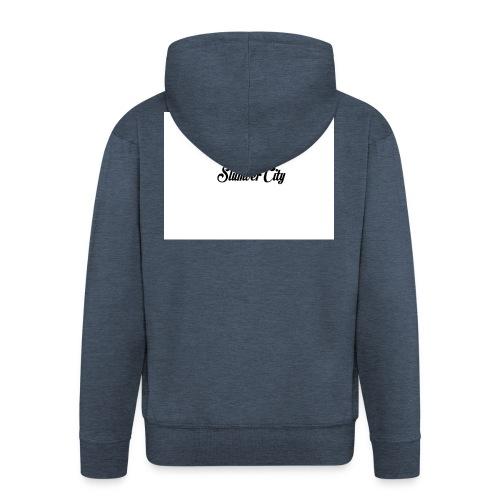 Slumber City - Men's Premium Hooded Jacket