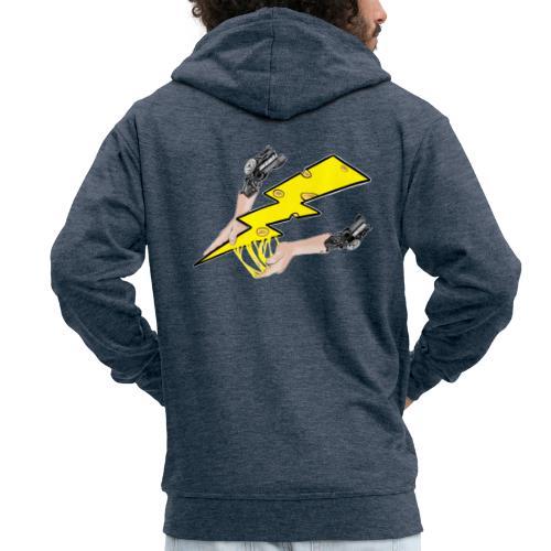 Super Liquid (T-Shirt Super héro) - Veste à capuche Premium Homme