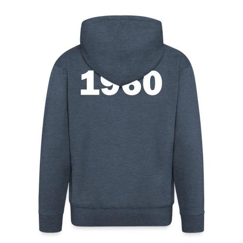 1960 - Men's Premium Hooded Jacket