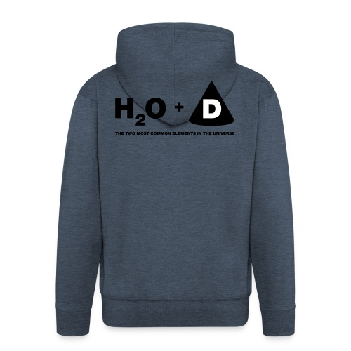 h2o - Men's Premium Hooded Jacket