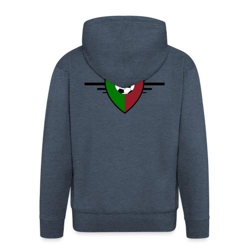 Portugal football - Veste à capuche Premium Homme
