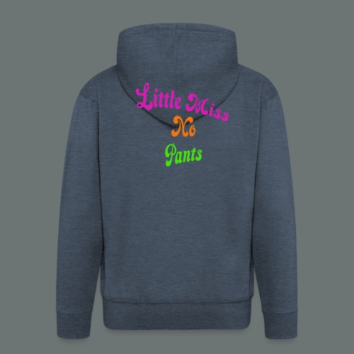 Little_Miss - Men's Premium Hooded Jacket