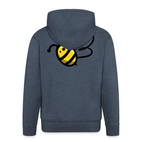 Bee b. Bee - Men's Premium Hooded Jacket