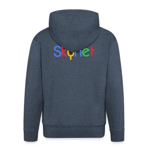 skynet - Men's Premium Hooded Jacket