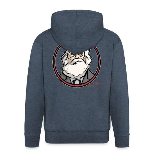 Karl Marx - Männer Premium Kapuzenjacke