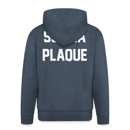 SLP Grey - Men's Premium Hooded Jacket