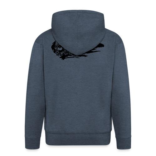 StOliver Black - Men's Premium Hooded Jacket