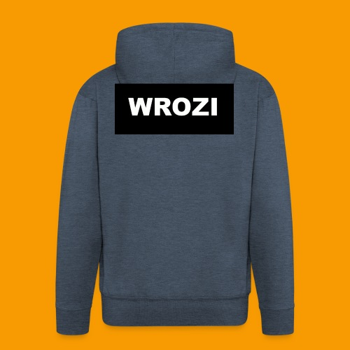 WROZI hat - Men's Premium Hooded Jacket