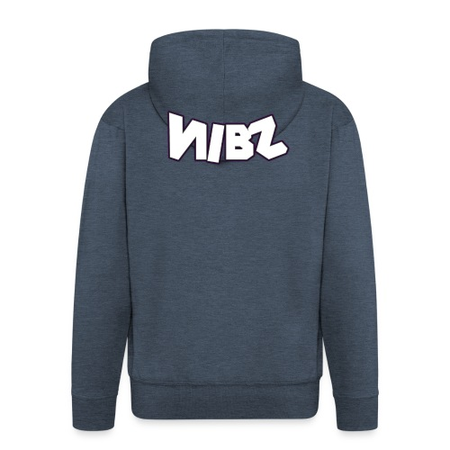 Womens VIIBZ SHIRT - Men's Premium Hooded Jacket