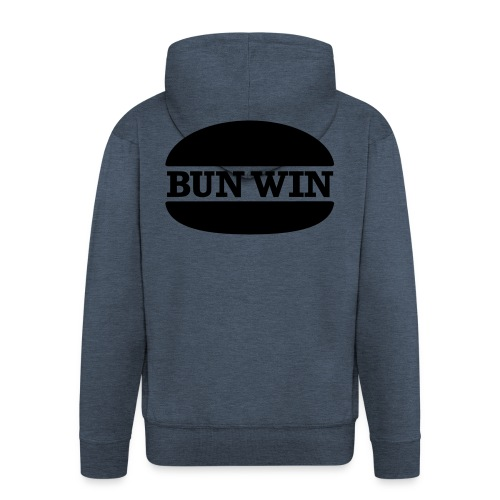 bunwinblack - Men's Premium Hooded Jacket
