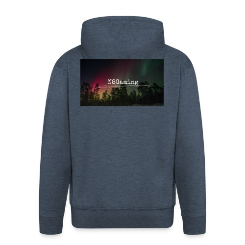 N8 Gaming Shirt - Men's Premium Hooded Jacket