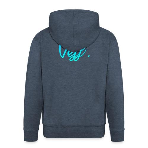 Jeff. Sweater - Mannenjack Premium met capuchon