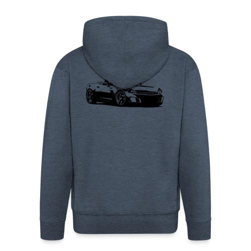 Opel-GT - Männer Premium Kapuzenjacke