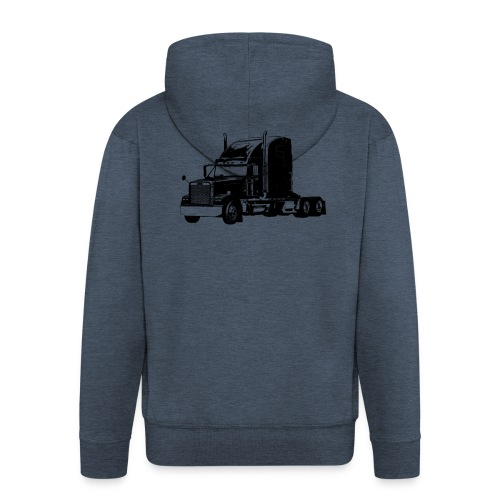 Freightliner - Männer Premium Kapuzenjacke