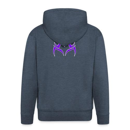 Alpha Design - Men's Premium Hooded Jacket