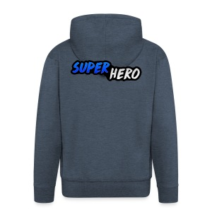 SuperHeroMerchandise - Mannenjack Premium met capuchon