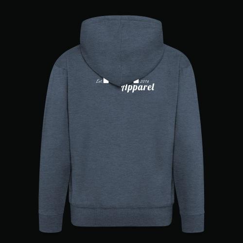 'Classic' YYY Apparel Design - Men's Premium Hooded Jacket